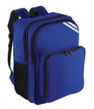 Rucksack (Royal Blue)  - Hathern Primary School