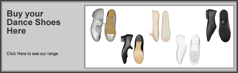 Dance Shoes Leicestershire
