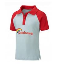 Rainbows Short Sleeved T-Shirt