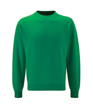 P.E. Sweatshirt - Beaumount (Jade Green) - Rothley C of E Academy