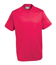 P.E. T-Shirt - Bradgate (Red) - Rothley C of E Academy